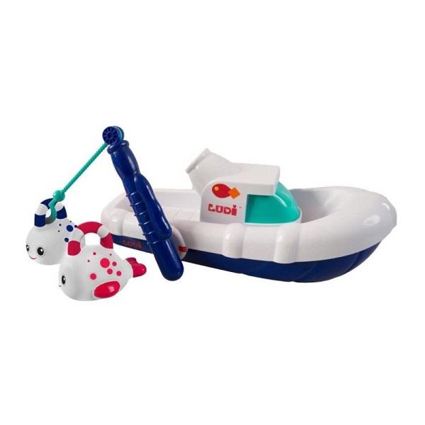 Barco de pesca Ludi