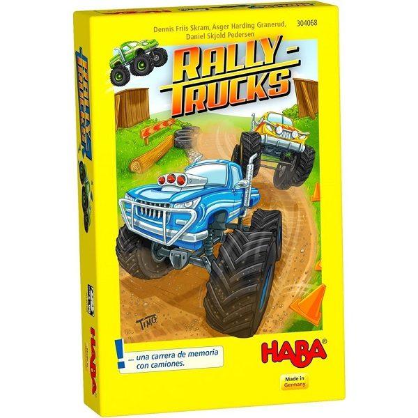 haba rally trucks
