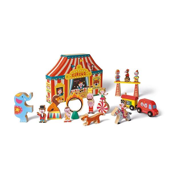 Janod story box circo