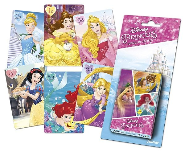 Baraja princesas disney