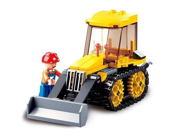 bulldozer sluban