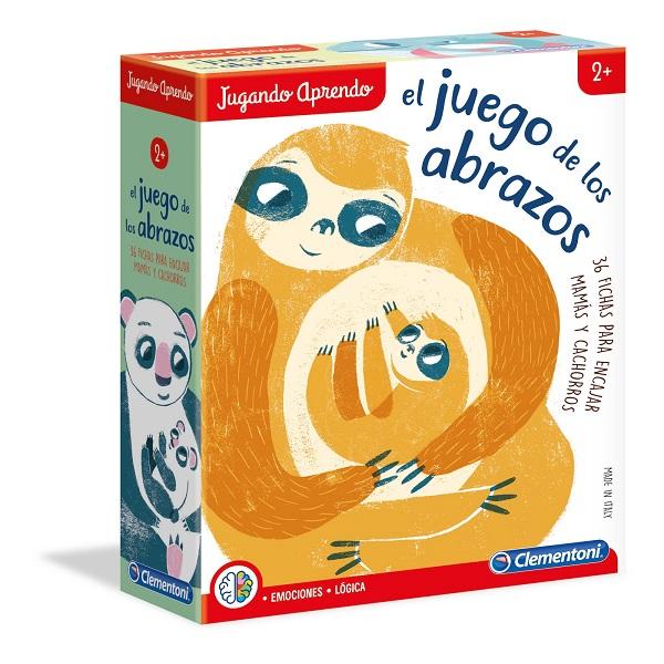 Clementoni el juego de los abrazos