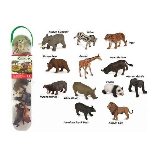 Pack animales salvajes