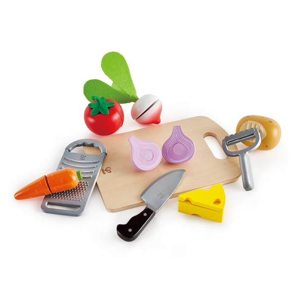 Esenciales de cocina hape