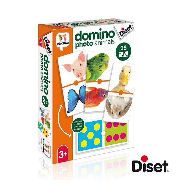 Domino foto de animales