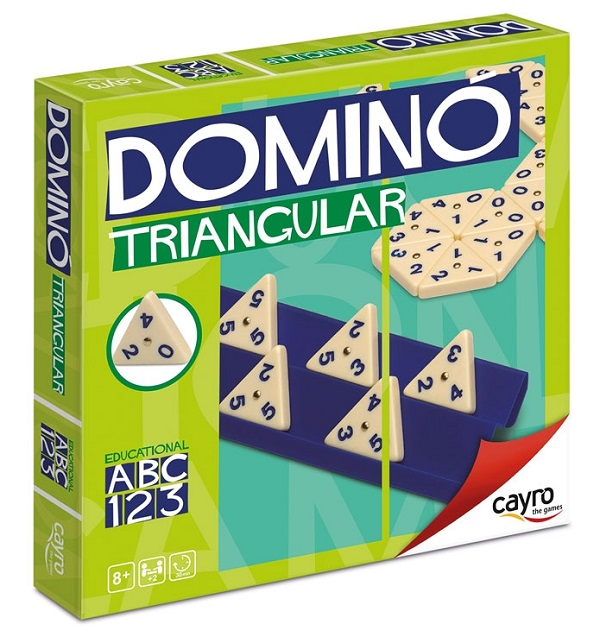 Domino triangular cayro