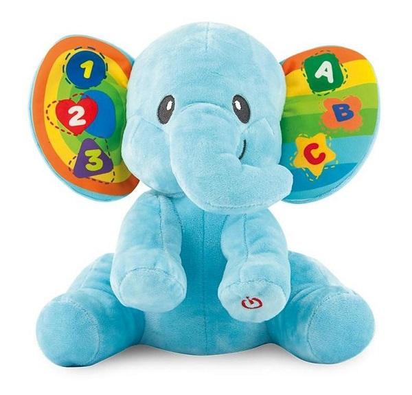 Aprendo con mi elefante