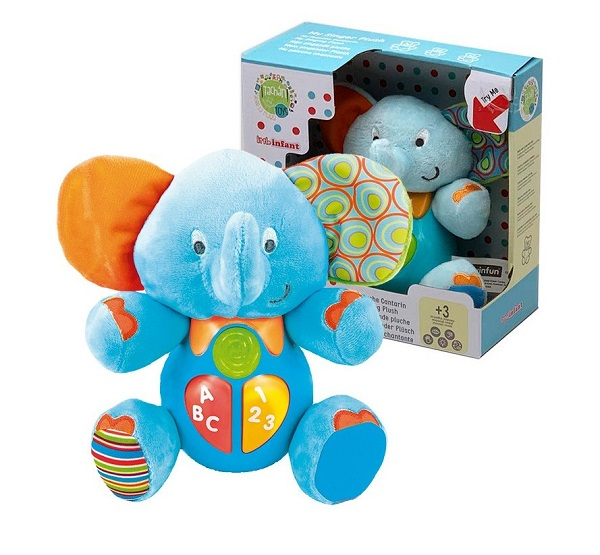 Elefante musical canta y aprende