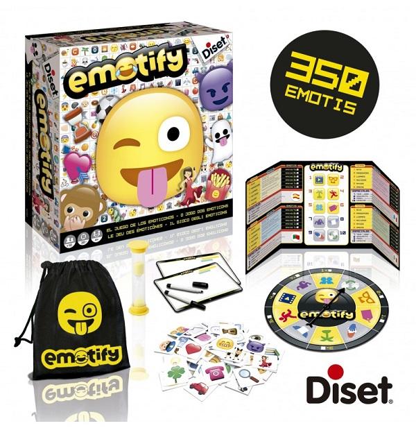 Emotify juego