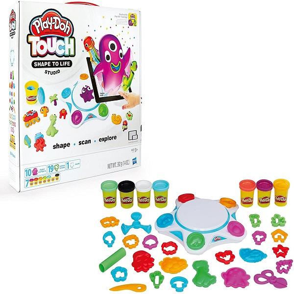 Estudio de creaciones play-doh