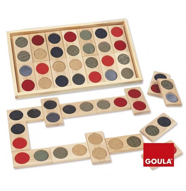 Goula domino tactil