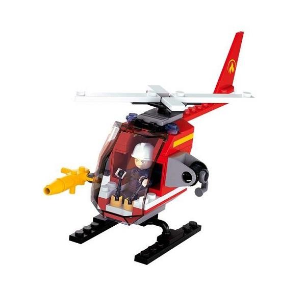 Helicoptero de bomberos