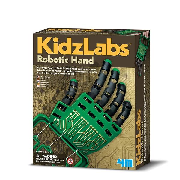 Mano robotica kids labs