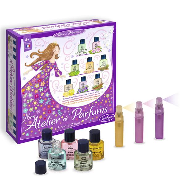 Taller de perfumes oriente