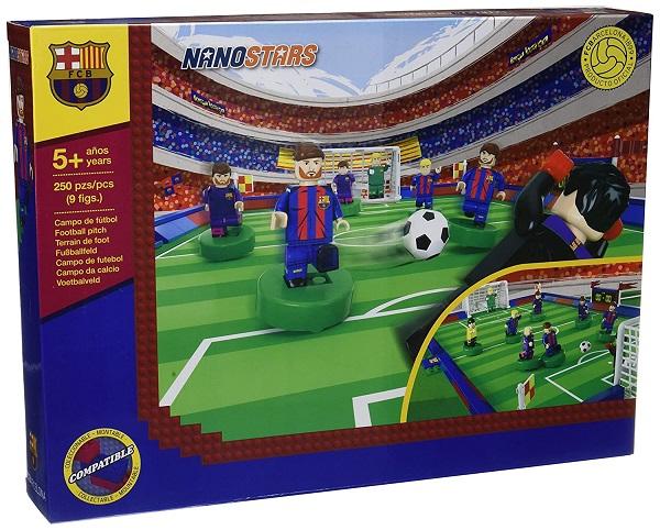 Nanostars estadio FC Barcelona