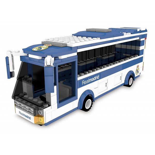 Nanostars Real Madrid autobus