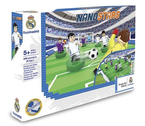 Nanostars estadio Real Madrid