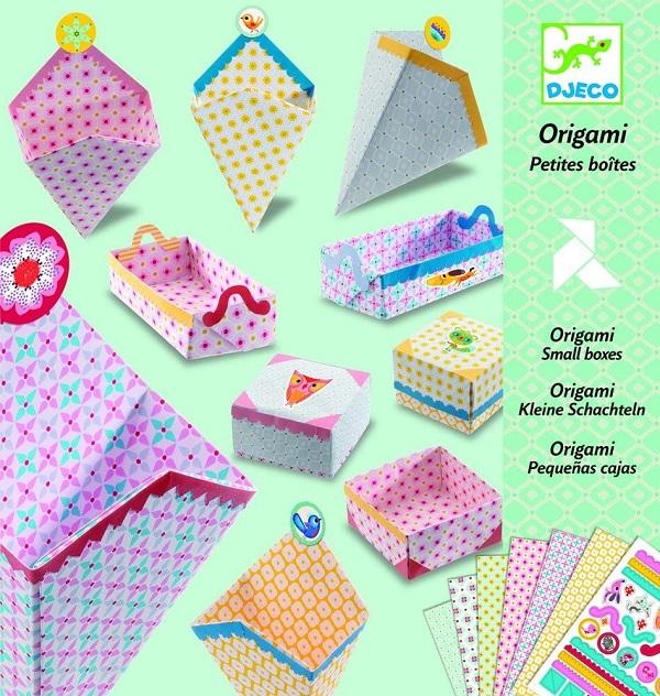 Origami cajitas