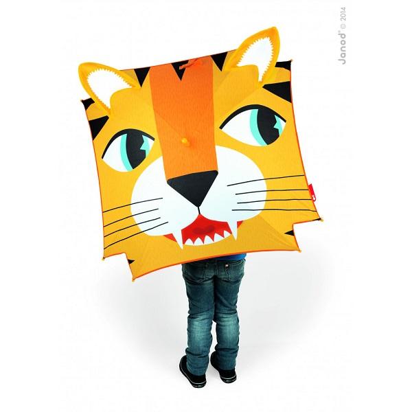 Paraguas tigre