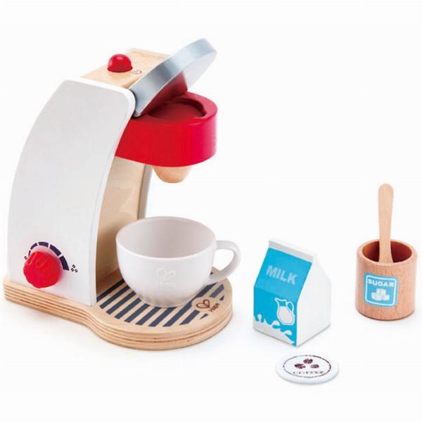 Cafetera de madera hape