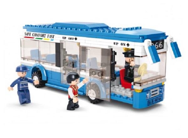 Sluban autobús urbano