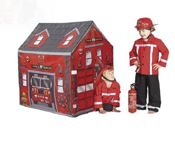 Tienda infantil estación de bomberos