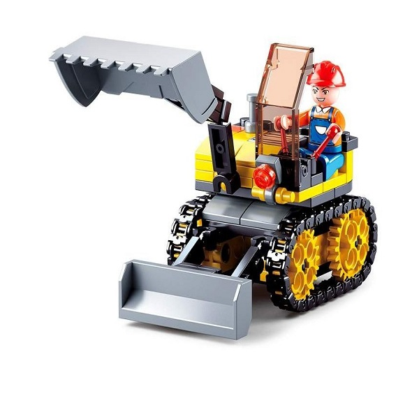 tractor sluban