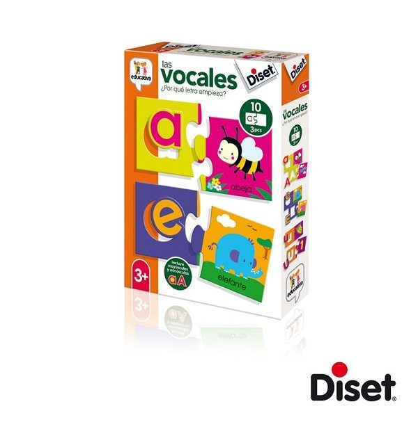 Las vocales Diset