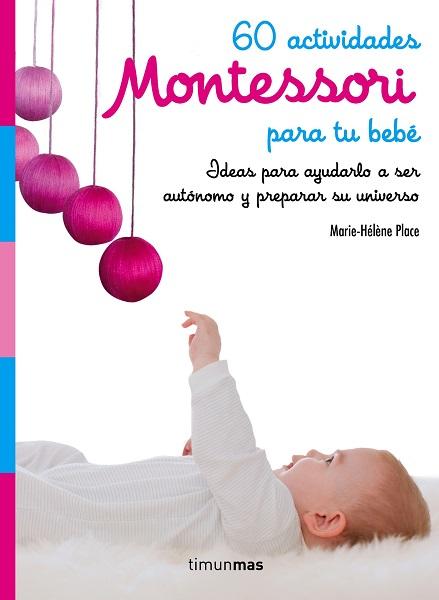 60 actividades montessori para bebes