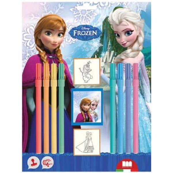 Set 2 sellos frozen