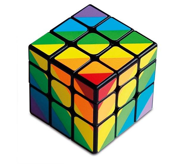Cubo de rubik unequal