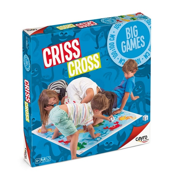 Criss cross cayro