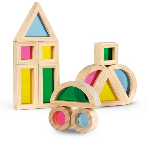 Montesorri color blocks