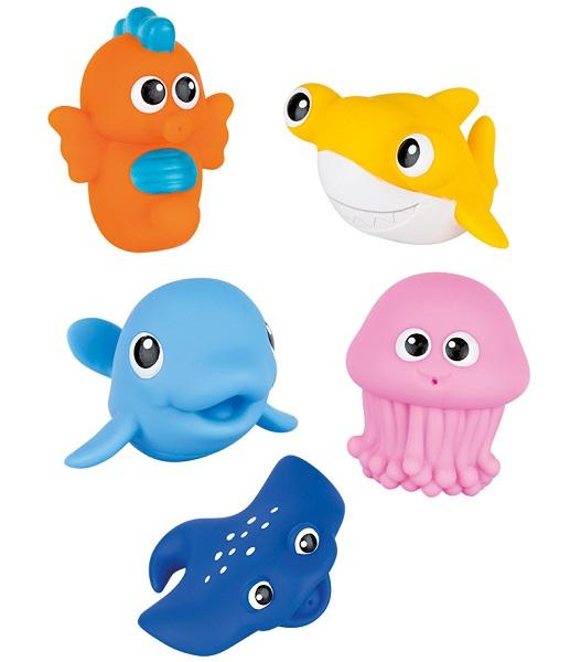 Animales blanditos oceano