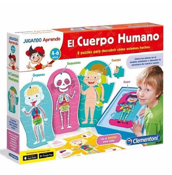 Aprendo el cuerpo humano