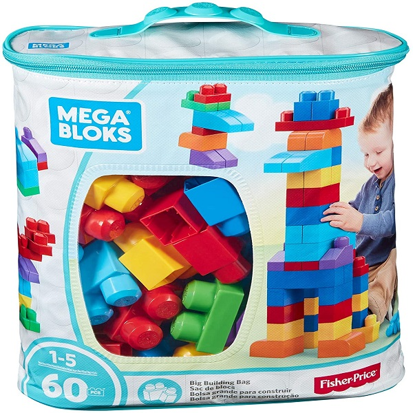 Bolsa clasica mega bloks