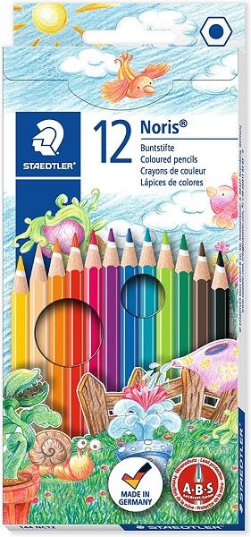 Caja 12 lapices de colores