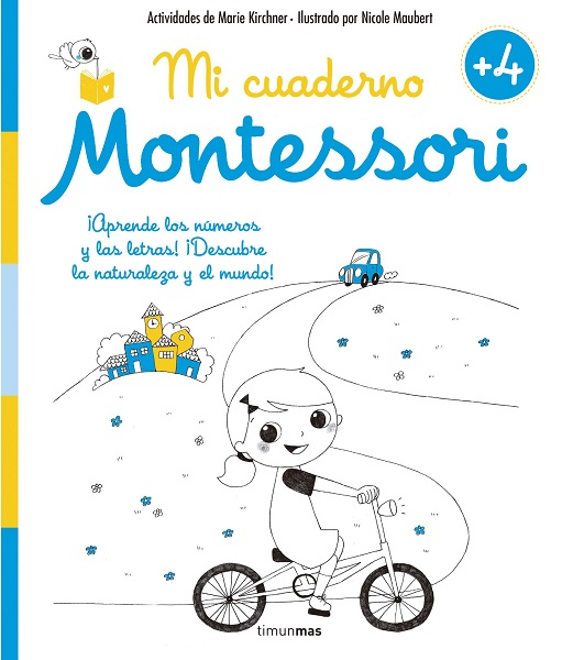 Cuaderno de vacaciones Montessori