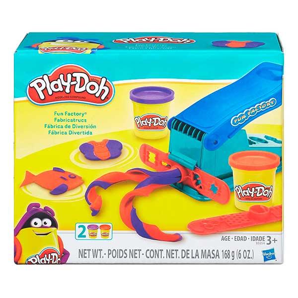 Fabrica loca de play-doh