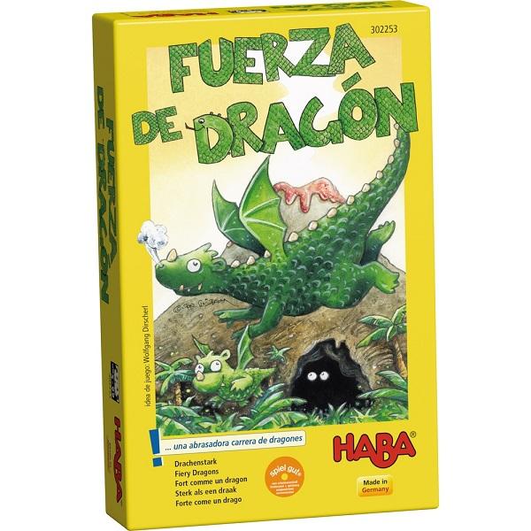 Fuerza de dragon haba