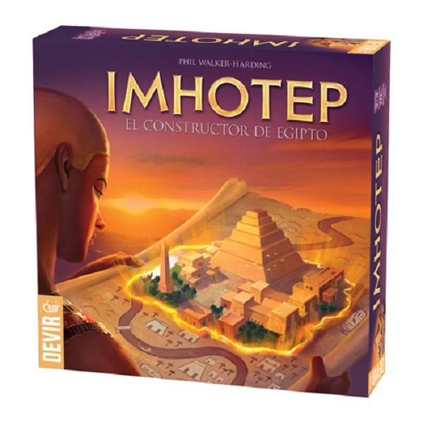 Imhotep juego devir