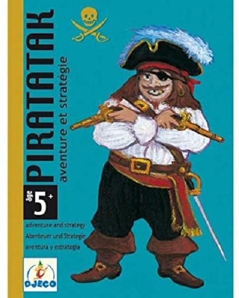 Juego de cartas piratak