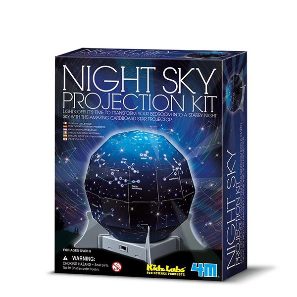 Proyector de cielo nocturno