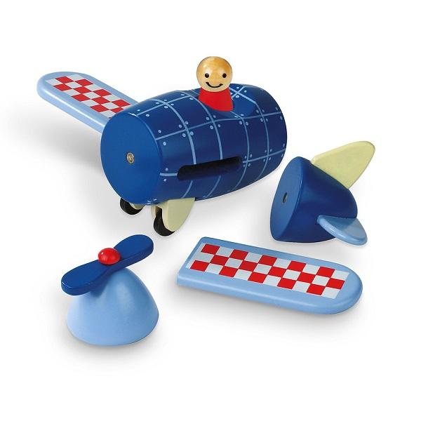 Avion magnetico