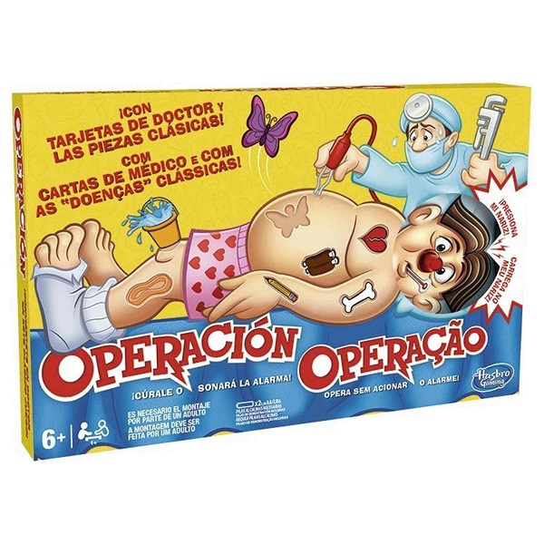Operacion juego