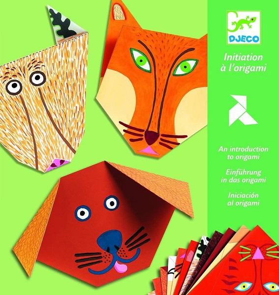 Origami animales djeco