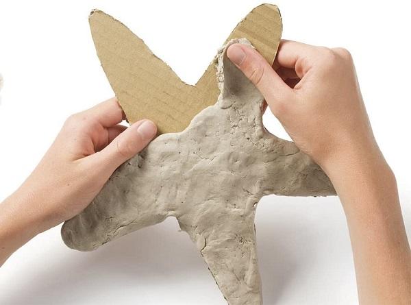 Pasta de papel mache