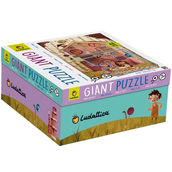 Puzzle gigante ludattica