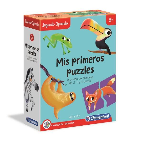 Mis primeros puzzles animales