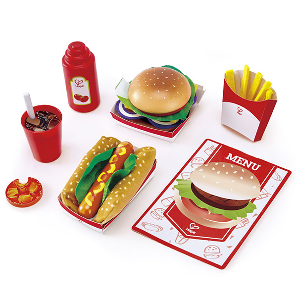 Set de fast food